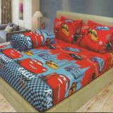 Toko Lady Rose Sprei King Motif The Cars 180X200 Cm Lady Rose Online