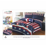 Review Lady Rose Sprei King Size 180 X 200 Usa Indonesia