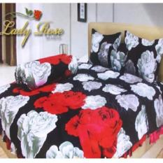 Spesifikasi Lady Rose Sprei King Size 180 X 200 Vivian Merk Lady Rose
