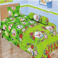 Toko Jual Lady Rose Sprei Single Motif Cat 120X200 Cm