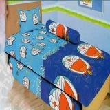 Spesifikasi Lady Rose Sprei Single Motif Doraemon 120X200 Cm Lengkap