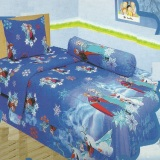 Spek Lady Rose Sprei Single Motif Frozen 120X200 Cm Lady Rose