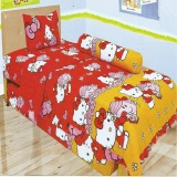 Ulasan Lengkap Tentang Lady Rose Sprei Single Motif Hellokitty Red 120X200 Cm