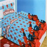 Spesifikasi Lady Rose Sprei Single Motif Ultimate Spiderman 120X200 Cm Beserta Harganya