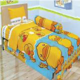 Beli Lady Rose Sprei Small Single 100X200 Cm Motif Duck Dengan Kartu Kredit