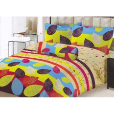 Harga Lady Rose Sweet Lover Sprei Set 180X200X20Cm King Size Bantal 4 Branded
