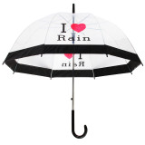 Wanita Renda Transparan Gadis Payung Jenggot Kolam Rumah Kreatif Elegan Peralatan Hujan I Like Hujan Oem Diskon