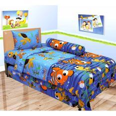 Ladyrose Nemo Sprei 120x200x20