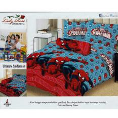Beli Ladyrose Spiderman 180X200 Online Terpercaya