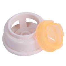 Berguna Mencuci Kain Klip Bagasi Tangan Rak Handuk Mandi Dapur Universal (oranye) LALANG-