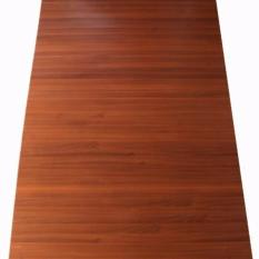 Review Toko Lampit Kalimantan Karpet Kayu Plywood Coklat Tua 120X200