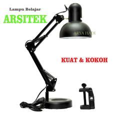 LAMPU BELAJAR ARSITEK - LAMPU JEPIT - LAMPU BACA