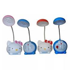 Lampu Belajar LED Doraemon