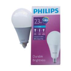 Harga Lampu Bohlam Led Philips 23W Watt 200Watt Putih New