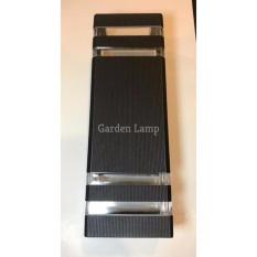 Lampu Dinding/ Hias Taman Minimalis Kotak (LD 019 Kotak 2)