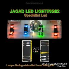 Lampu Dinding L Lampu Hias Rumah L Lampu Hias Taman L Lampu Dinding Minimalist L Wall Lamp Fitting -E27