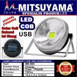 Penawaran Istimewa Lampu Emergency Cas Solar Mitsuyama Ms504 Lampu Led Gantung Sorot Terbaru