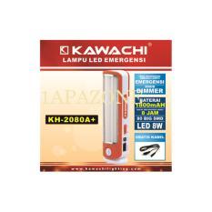 Lampu emergency LED 8watt KH-2080A+  KAWACHI