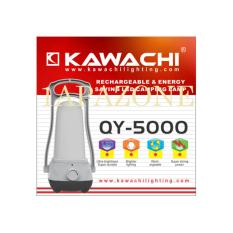 Lampu emergency (rechargeable&energy saving led camping lamp) QY-5000 KAWACHI  KAWACHI