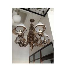 Lampu gantung klasik/antik/unik /hias/besar