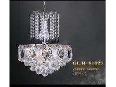 lampu hias kristal minimalis dekorasi dekorasi ruang keluarga 81027/35