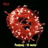 Lampu Hias Led 10 Meter Free Colokan Sambungan Lampu Hias Diskon 30