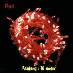 Jual Lampu Hias Led 10 Meter Free Colokan Sambungan Lampu Hias Original