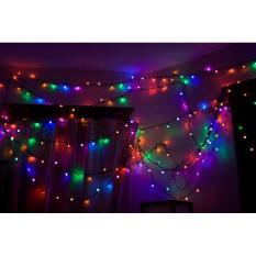 lampu hias natal warna warni best seller