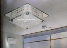 lampu hias plavon minimalis dekorasi teras rumah 808-1