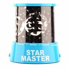 Lampu Hias Proyektor Star Master / Lampu Kamar Tidur - Happy Birthday