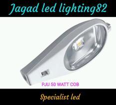 LAMPU JALAN PJU 50 Watt L LAMPU LED PJU JALAN I STREET LIGHT COB - 50 WATT