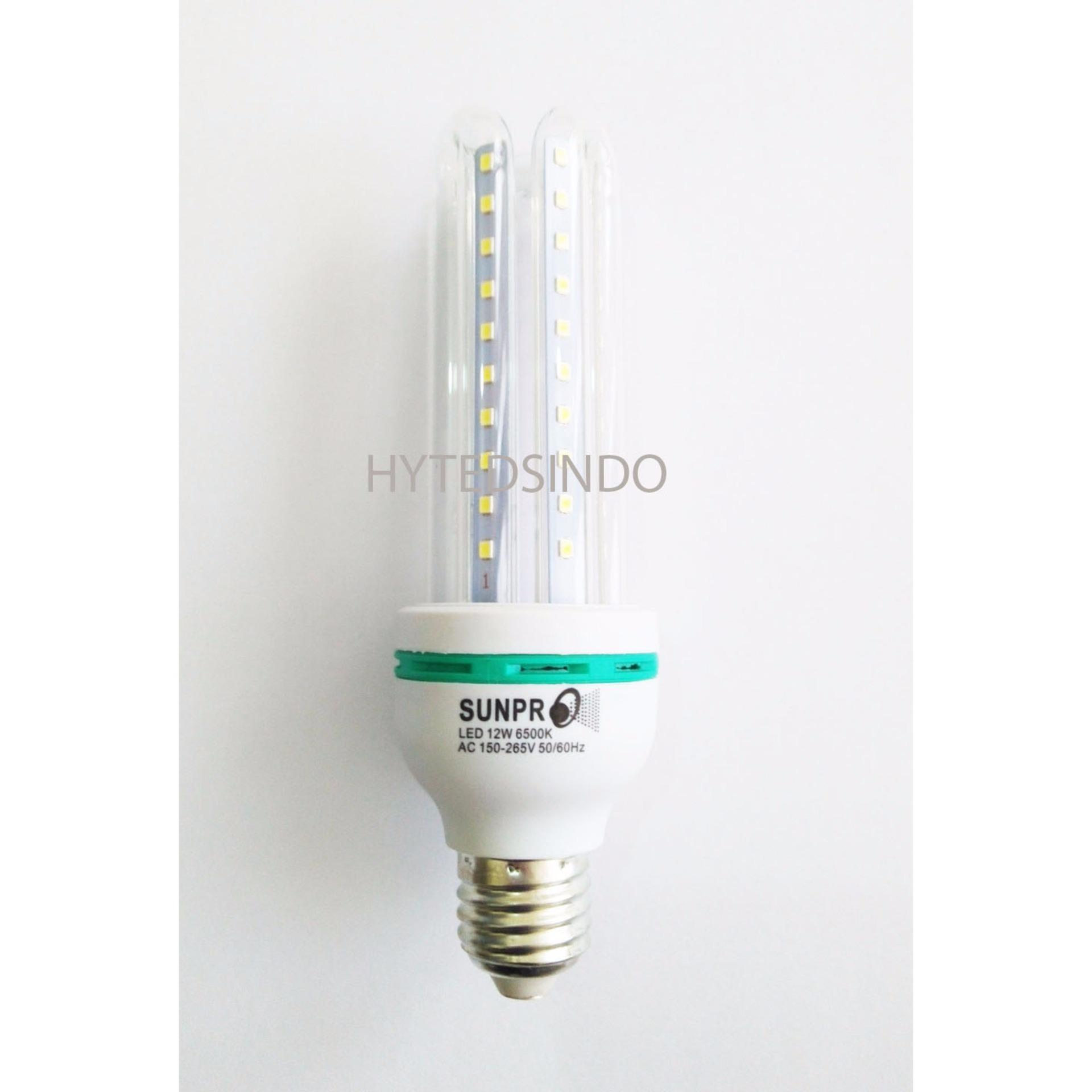 Price Checker Lampu Led Hemat energi 12 watt Sunpro pencari harga - Hanya Rp20.093