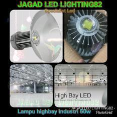 Lampu Led Highbay Industri Chip COB 50W