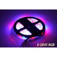Beli Lampu Led Lestrip Roll 5 Meter Warna Warni E 2835 Rgb Dengan Harga Terjangkau