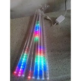 Cara Beli Lampu Led Meteor Rgb Red Green Blue Led Dip 8 Batang Panjang 50 Cm