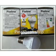 Lampu LED Murah Pioline 5 Watt / LED Pioline 5W / 5Watt Berkualitas