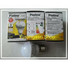 Lampu LED Murah Pioline / Baris 3 Watt 3W 3Watt Bukan Philips 3 4 5 6 7 8 9 10 11 13 14 18 20 23 W