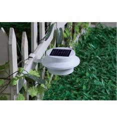 Lampu LED Pagar Atau Talang Air Tenaga Matahari (Solar Cell)
