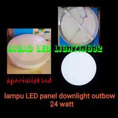 Lampu Led Panel Downlight Outbow 24Watt