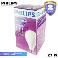 Lampu LED Philips 27 Watt Bohlam 27w Philip Putih 27 W Bulb LED 27watt