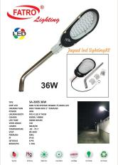 LAMPU LED PJU I STREET LIGHT I LAMPU JALAN CHIP SMD EPISTAR TAIWAN - 36 WATT