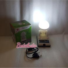 Lampu LED Solar Energy + Charger Tipe BL9002 / Lampu Tenaga Surya / Lampu Senter Solar Energy / Lampu Camping (Kemah) / Lampu Emergency  / Senter Darurat / Senter Emergency