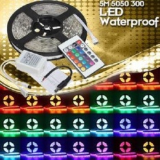 Lampu Led Strip RGB / Lampu Roll Led Strip Rgb Set Adaptor,remote,rgb control