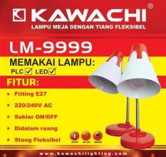 lampu meja belajar KAWACHI LM-9999 ( termasuk lampu LED)