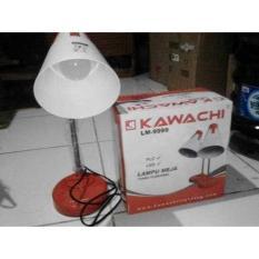 Lampu Meja Belajar / Lampu Baca KAWACHI LM-9999 Termasuk Bohlam LED