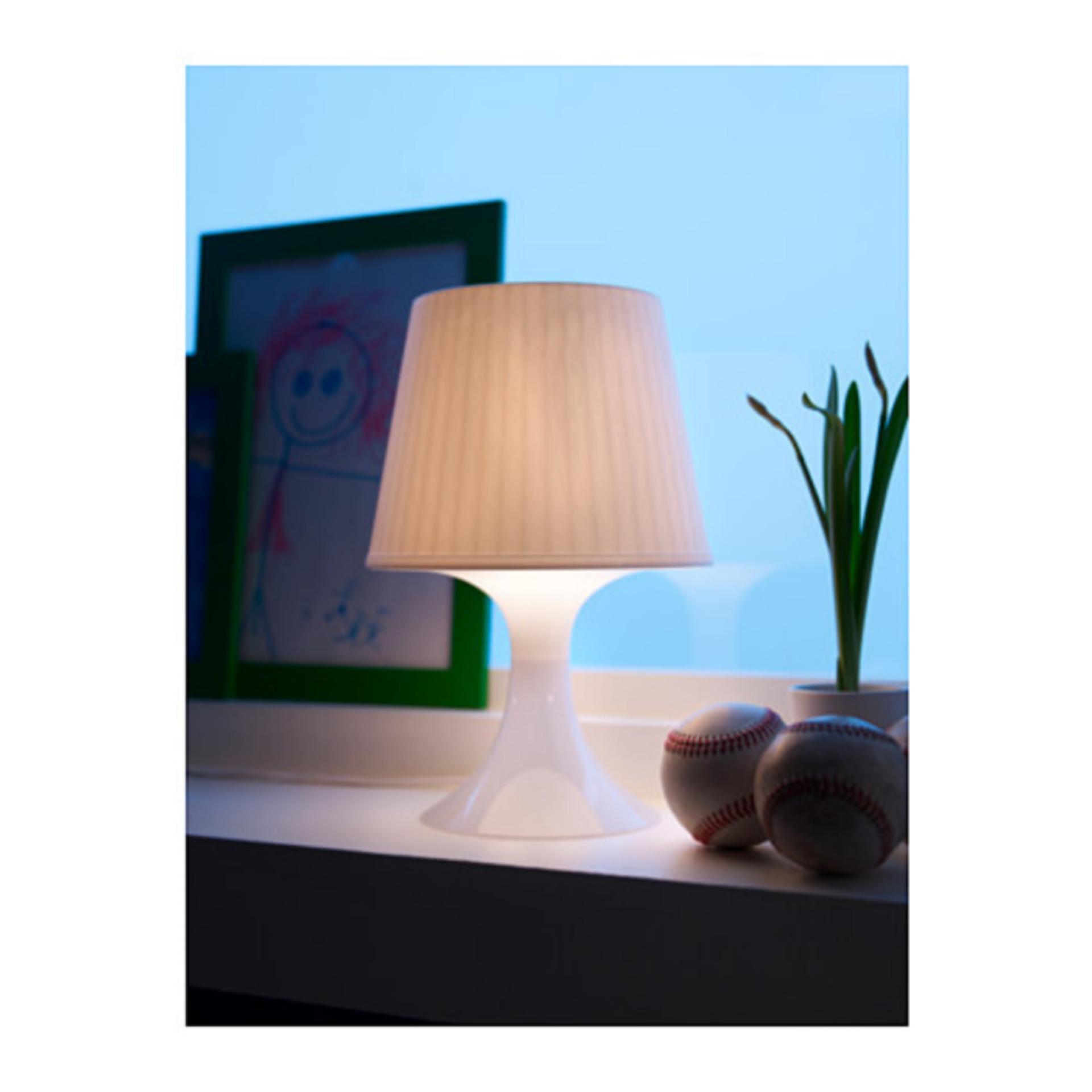 DISKON IKEA Smila Mane Lampu Dinding Lampu Tidur Kamar Anak