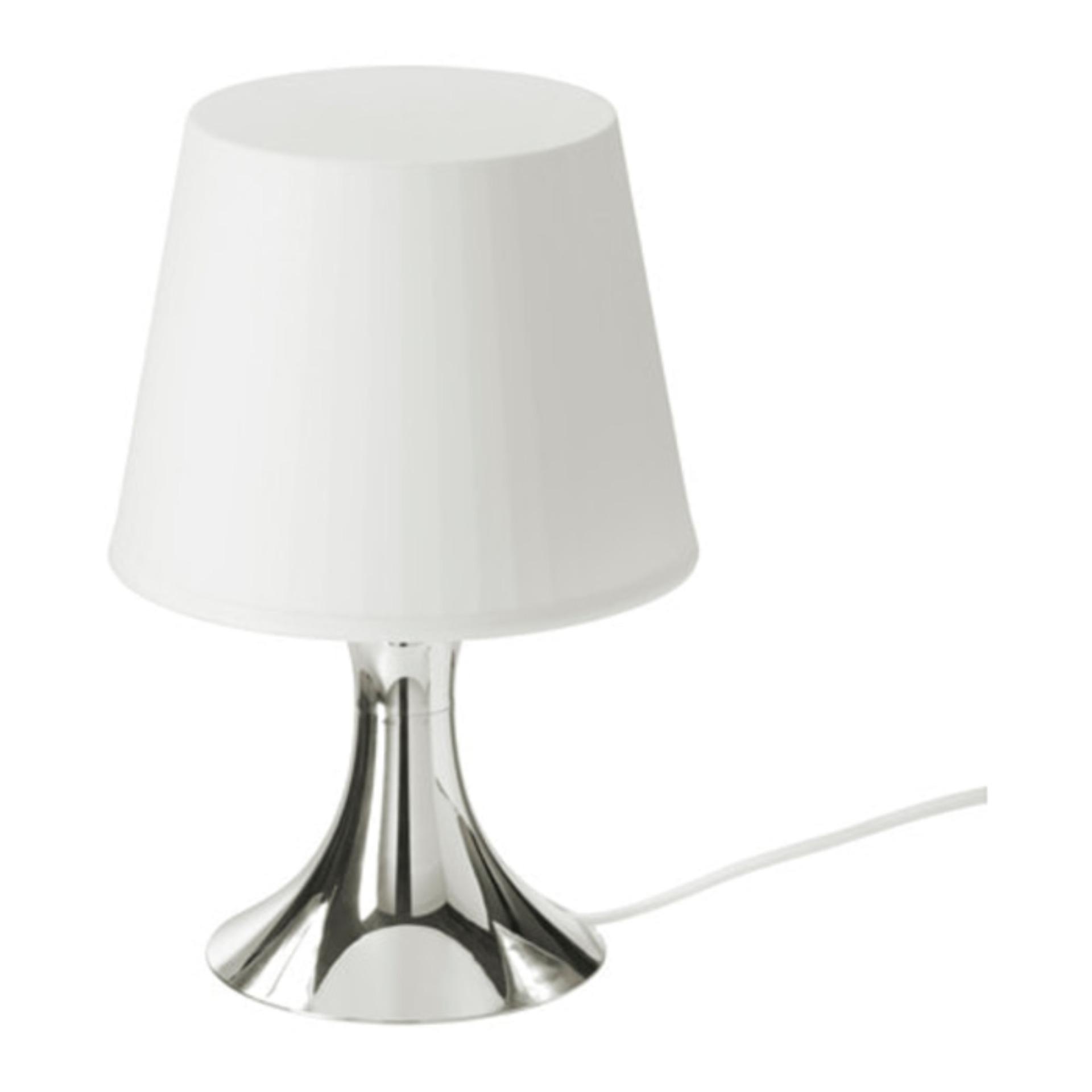 BELI Lampu Meja Kamar Tidur IKEA Lampan Lampu Ruang Tamu Kamar Set
