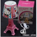 Beli Lampu Paris Tudung Karakter Hello Kitty Lampu Tidur Online