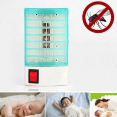Lampu Perangkap Nyamuk LED - Perangkap Nyamuk - Lampu Tidur Lampu Tidur LED UV Ultraviolet  - Lampu Pembasmi Nyamuk Perlengkapan Kamar Tidur  Rumah Tangga  - Warna Random