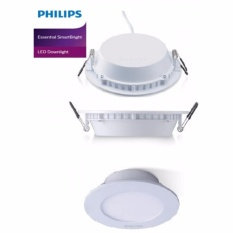 Lampu Philips Downlight LED - DN027B LED6/WW (Warm White/Kuning) D125 RD
